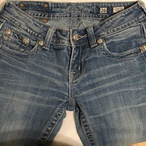 Miss Me embellished Jeans!